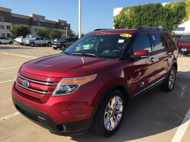 2014 ford explorer limited limited 4dr suv for sale in rockwall texas classified. Black Bedroom Furniture Sets. Home Design Ideas
