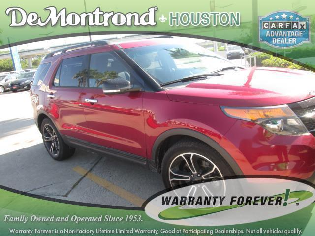2014 ford explorer sport awd sport 4dr suv for sale in houston texas classified. Black Bedroom Furniture Sets. Home Design Ideas
