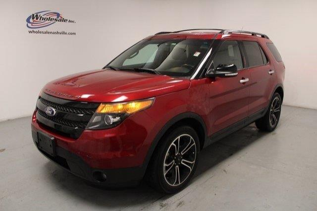 2014 ford explorer sport awd sport 4dr suv for sale in mount juliet tennessee classified. Black Bedroom Furniture Sets. Home Design Ideas