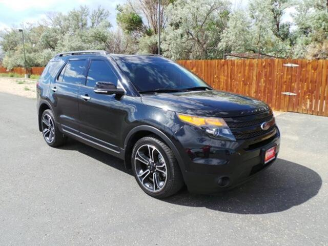 2014 ford explorer sport awd sport 4dr suv for sale in cody wyoming classified. Black Bedroom Furniture Sets. Home Design Ideas