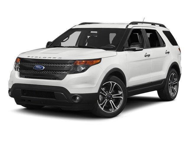 2014 Ford Explorer Sport AWD Sport 4dr SUV
