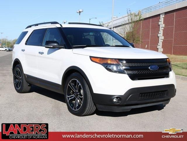 2014 ford explorer sport awd sport 4dr suv for sale in norman oklahoma classified. Black Bedroom Furniture Sets. Home Design Ideas