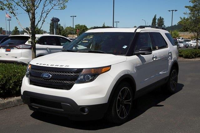 2014 Ford Explorer Sport For Sale >> 2014 Ford Explorer Sport AWD Sport 4dr SUV for Sale in