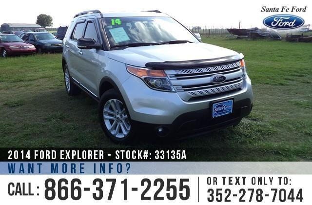2014 Ford Explorer XLT - 12K Miles - Finance Here!