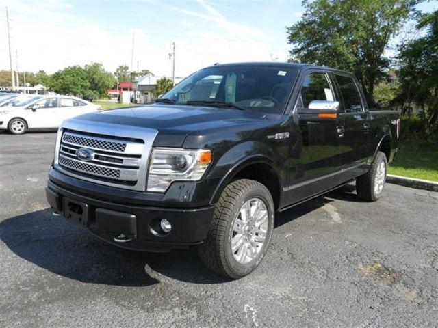 2014 ford f 150 4wd supercrew platinum for sale in brooksville florida classified. Black Bedroom Furniture Sets. Home Design Ideas