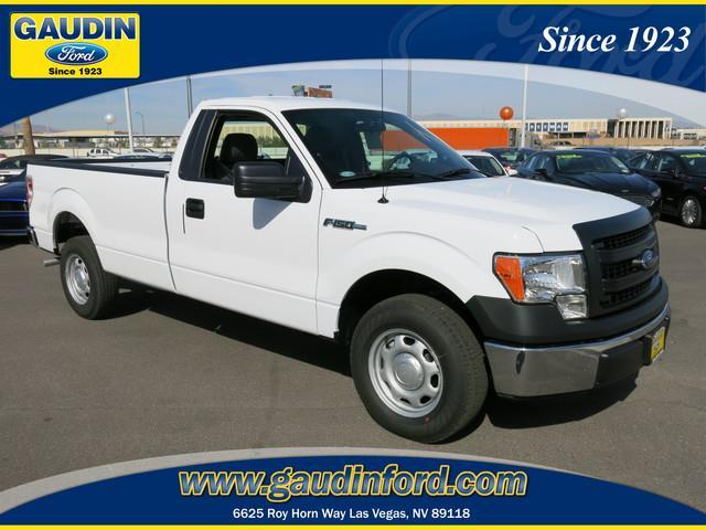 2014 ford f 150 4x2 xl 2dr regular cab styleside 8 ft lb for sale in las vegas nevada. Black Bedroom Furniture Sets. Home Design Ideas