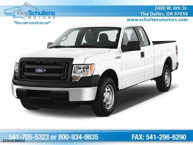 2014 FORD F-150 4x4 FX4 4dr SuperCab Styleside 6.5 ft.
