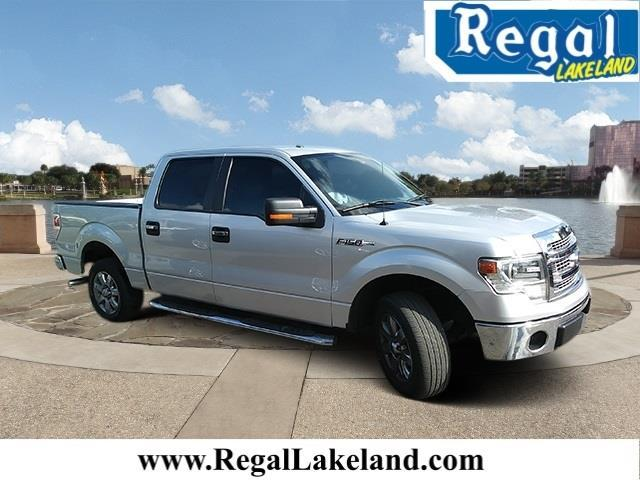 2014 Ford F-150 FX2 4x2 FX2 4dr SuperCrew Styleside 5.5