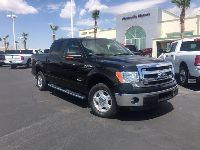 2014 ford f 150 fx2 4x2 fx2 4dr supercrew styleside 5 5 ft sb for sale in victorville. Black Bedroom Furniture Sets. Home Design Ideas