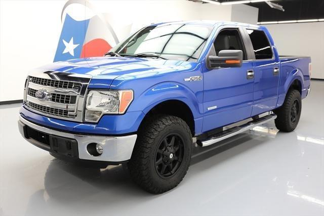 2014 ford f 150 fx2 4x2 fx2 4dr supercrew styleside 5 5 ft sb for sale in houston texas. Black Bedroom Furniture Sets. Home Design Ideas