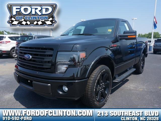 American Auto Sales Nc: 2014 Ford F-150 FX2 Clinton, NC For Sale In Clinton, North