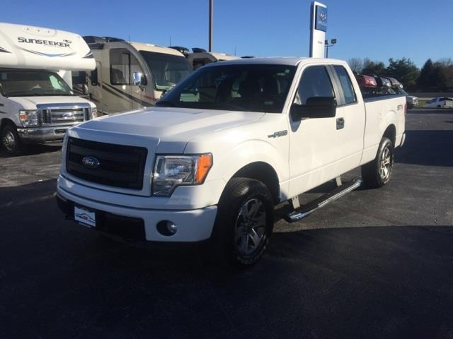 2014 ford f 150 fx4 4x4 fx4 4dr supercab styleside 6 5 ft sb for sale in springfield missouri. Black Bedroom Furniture Sets. Home Design Ideas