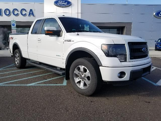 2014 Ford F-150 FX4 4x4 FX4 4dr SuperCab Styleside 6.5