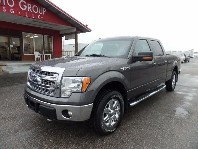 2014 ford f 150 fx4 4x4 fx4 4dr supercrew styleside 5 5 ft sb for sale in mount pleasant. Black Bedroom Furniture Sets. Home Design Ideas