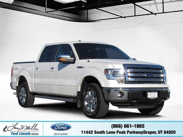 2014 Ford F-150 FX4 4x4 FX4 4dr SuperCrew Styleside 5.5