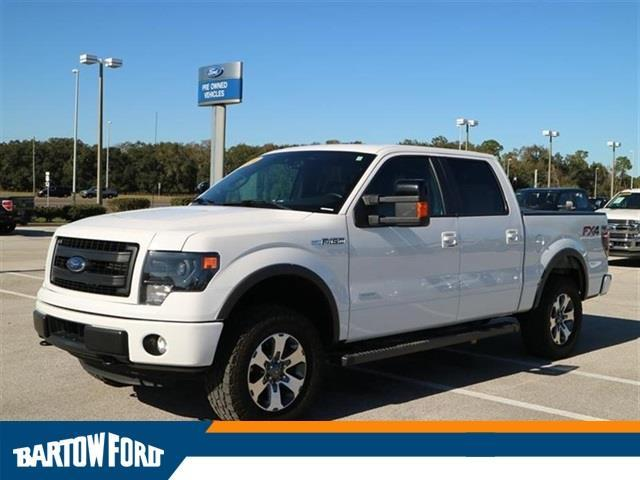 2014 Ford F-150 FX4 4x4 FX4 4dr SuperCrew Styleside 6.5