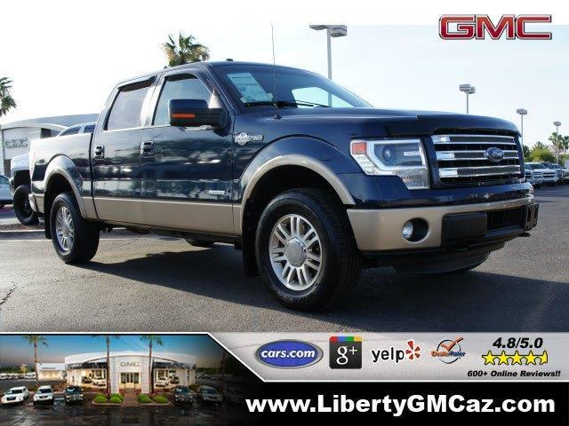 2014 ford f 150 king ranch 4x4 king ranch 4dr supercrew styleside 5 5 ft sb for sale in peoria. Black Bedroom Furniture Sets. Home Design Ideas