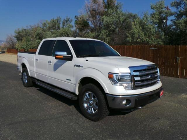 2014 ford f 150 lariat 4x4 lariat 4dr supercrew styleside 5 5 ft sb for sale in cody wyoming. Black Bedroom Furniture Sets. Home Design Ideas
