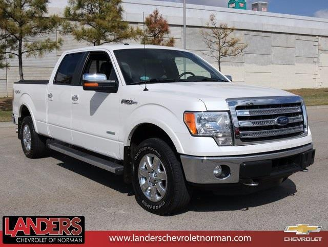 2014 ford f 150 lariat 4x4 lariat 4dr supercrew styleside 5 5 ft sb for sale in norman. Black Bedroom Furniture Sets. Home Design Ideas