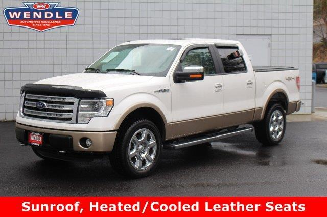 2014 ford f 150 lariat 4x4 lariat 4dr supercrew styleside. Black Bedroom Furniture Sets. Home Design Ideas