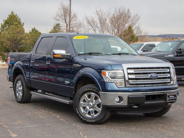2014 Ford F-150 Lariat 4x4 Lariat 4dr SuperCrew
