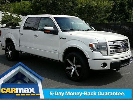 2014 ford f 150 limited 4x4 limited 4dr supercrew styleside 5 5 ft sb for sale in gastonia. Black Bedroom Furniture Sets. Home Design Ideas