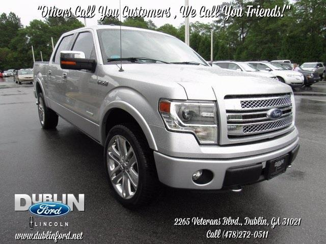 2014 Ford F-150 Limited 4x4 Limited 4dr SuperCrew