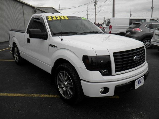 2014 ford f 150 stx 4x2 stx 2dr regular cab styleside 6 5 ft sb for sale in peru illinois. Black Bedroom Furniture Sets. Home Design Ideas