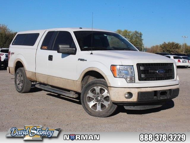 2014 ford f 150 stx 4x2 stx 4dr supercab styleside 6 5 ft sb for sale in norman oklahoma. Black Bedroom Furniture Sets. Home Design Ideas