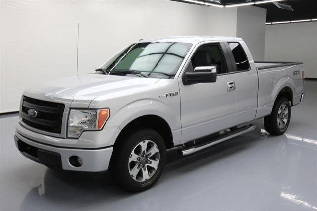 2014 ford f 150 stx 4x2 stx 4dr supercab styleside 6 5 ft sb for sale in houston texas. Black Bedroom Furniture Sets. Home Design Ideas