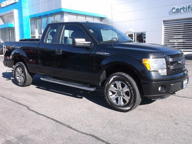 2014 ford f 150 stx 4x4 stx 4dr supercab styleside 6 5 ft sb for sale in acton massachusetts. Black Bedroom Furniture Sets. Home Design Ideas