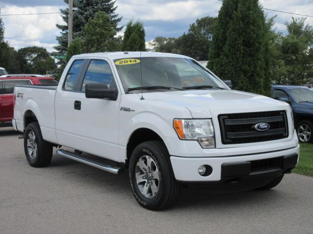 2014 ford f 150 stx 4x4 stx 4dr supercab styleside 6 5 ft sb for sale in meskegon michigan. Black Bedroom Furniture Sets. Home Design Ideas