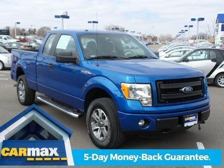 2014 ford f 150 stx 4x4 stx 4dr supercab styleside 6 5 ft. Black Bedroom Furniture Sets. Home Design Ideas