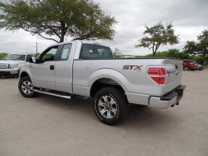 2014 ford f 150 stx 4x4 stx 4dr supercab styleside 6 5 ft sb for sale in devine texas. Black Bedroom Furniture Sets. Home Design Ideas