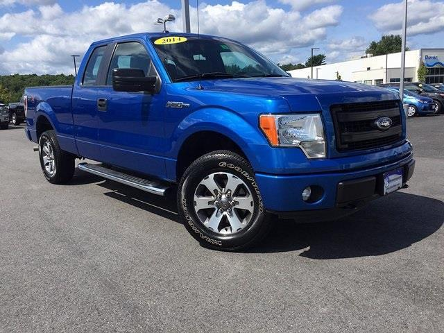 2014 ford f 150 stx 4x4 stx 4dr supercab styleside 6 5 ft sb for sale in dover new hampshire. Black Bedroom Furniture Sets. Home Design Ideas