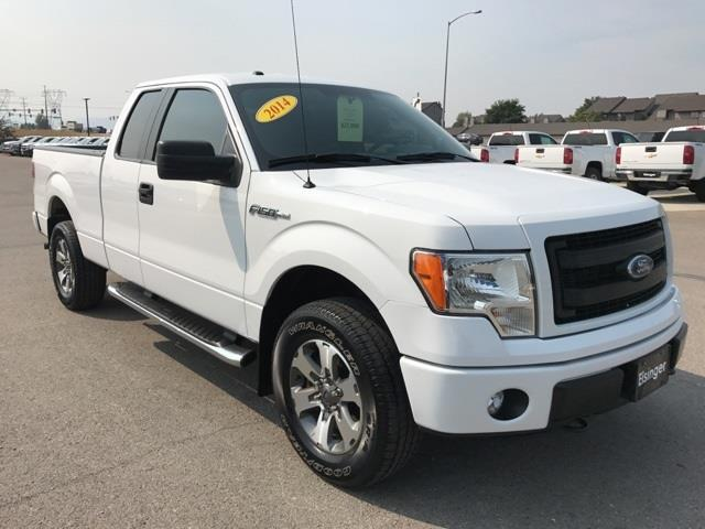 2014 ford f 150 stx 4x4 stx 4dr supercab styleside 6 5 ft sb for sale in evergreen montana. Black Bedroom Furniture Sets. Home Design Ideas