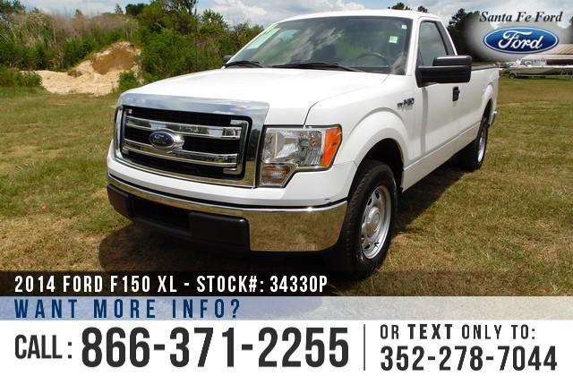2014 Ford F-150 XL - 16K Miles - Finance Here!