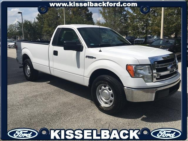 2014 ford f 150 xl 4x2 xl 2dr regular cab styleside 8 ft lb for sale in saint cloud florida. Black Bedroom Furniture Sets. Home Design Ideas