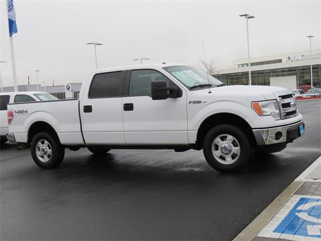 2014 Ford F-150 XL 4x4 XL 4dr SuperCrew Styleside 6.5 ft ...
