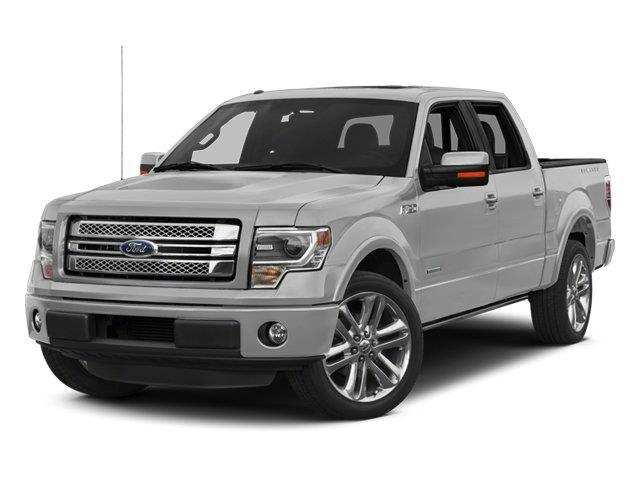 2014 Ford F-150 XL 4x4 XL 4dr SuperCrew Styleside 6.5