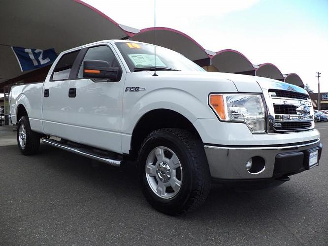 2014 ford f 150 xl tacoma wa for sale in tacoma washington classified. Black Bedroom Furniture Sets. Home Design Ideas