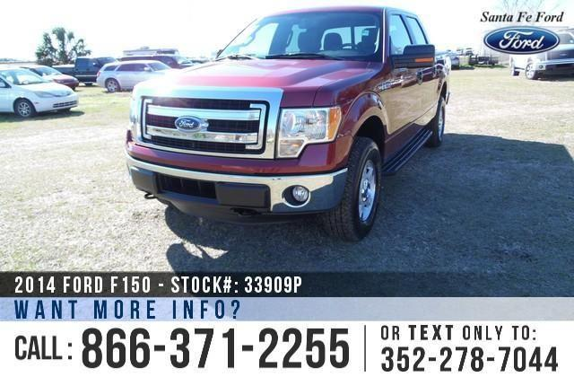 2014 Ford F-150 XLT - 11K Miles - On-site Financing!