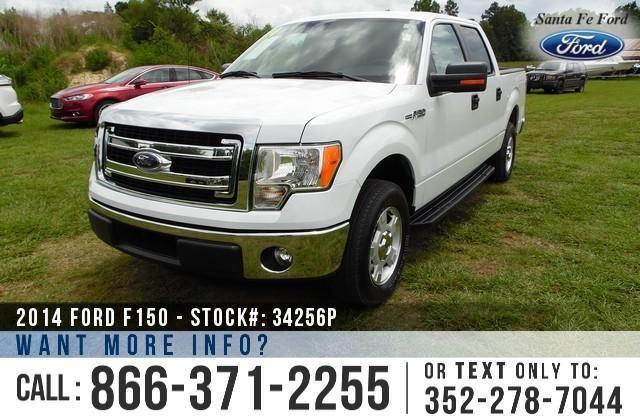 2014 Ford F-150 XLT - 12K Miles - On-site Financing!