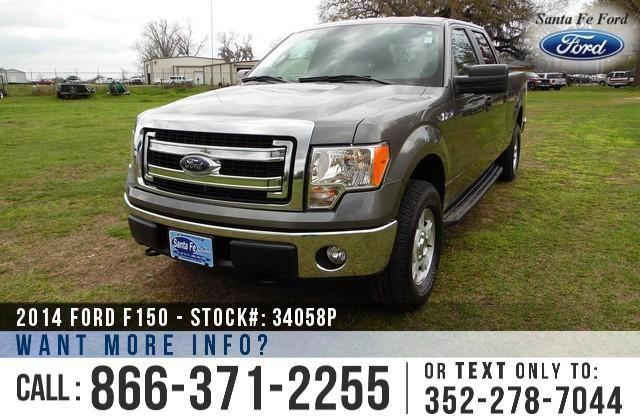 2014 Ford F-150 XLT - 29K Miles! - On-site Financing!
