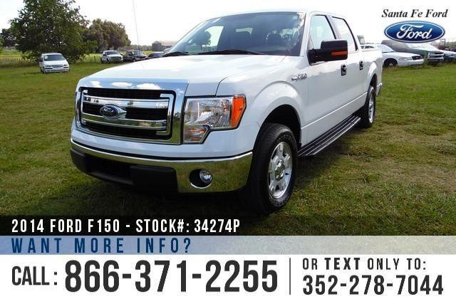 2014 Ford F-150 XLT - 31K Miles - Finance Here!