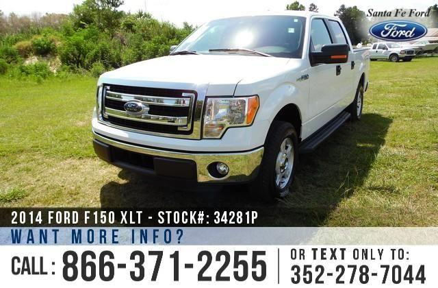 2014 Ford F-150 XLT - 33K Miles - On-site Financing!