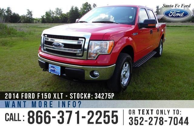 2014 Ford F-150 XLT - 35K Miles - On-site Financing!