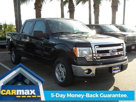 2014 Ford F-150 XLT 4x2 XLT 4dr SuperCrew Styleside 5.5