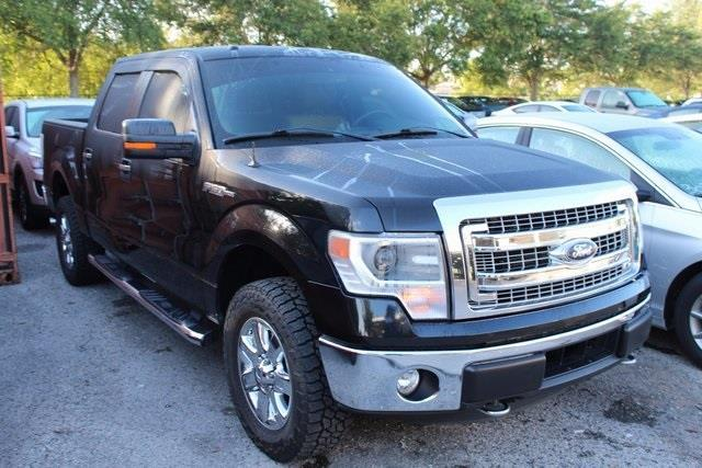 2014 Ford F-150 XLT 4x4 XLT 4dr SuperCrew Styleside 5.5
