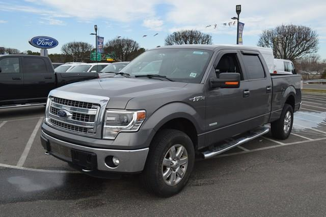 2014 Ford F-150 XLT 4x4 XLT 4dr SuperCrew Styleside 6.5
